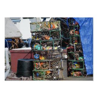 Crab Pots Card