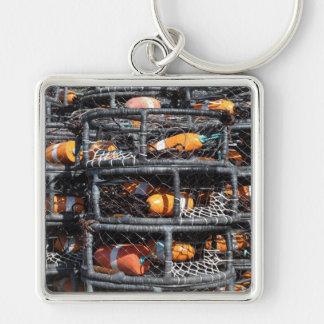 Crab Pots used store Crab and Lobster Keychain