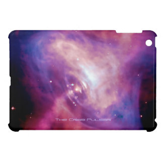 Crab Pulsar Time Lapse - Neutron Star iPad Mini Covers