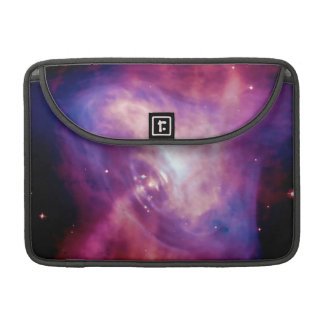 Crab Pulsar Time Lapse - Neutron Star Sleeve For MacBook Pro