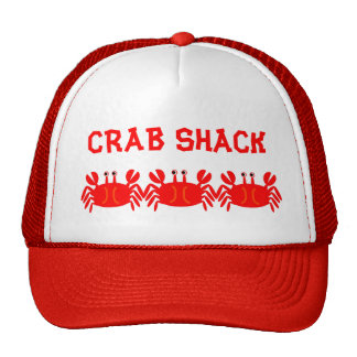 Crab Shack Trucker Hat