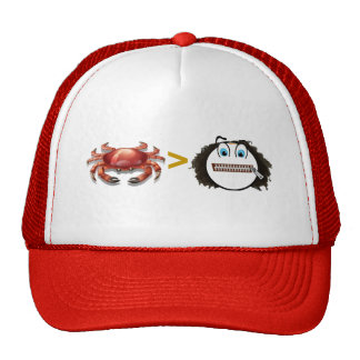 CRAB > SHERM TRUCKER HAT