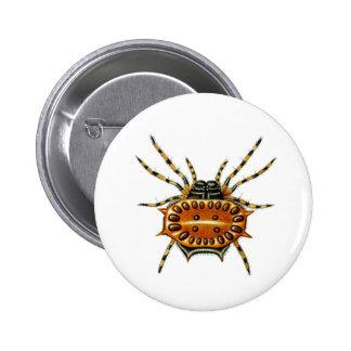 Crab Spider Button