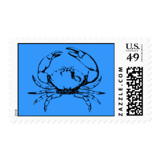 Crab Stamps