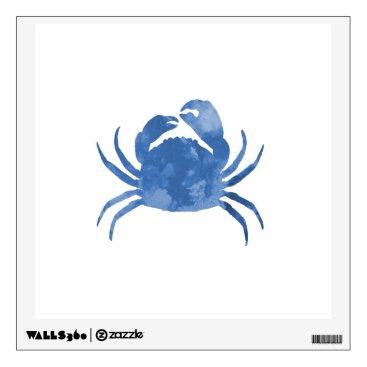 Beach Themed Crab Wall Sticker
