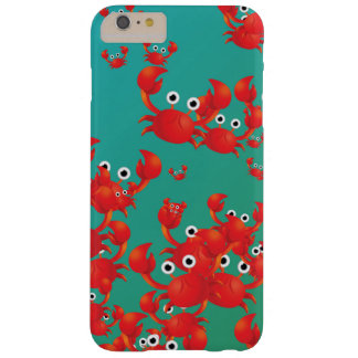 Crab world barely there iPhone 6 plus case