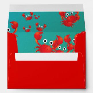 Crab world envelope