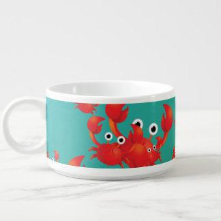 Crab world chili bowl