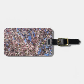 Crabapple Blooms Luggage Tag