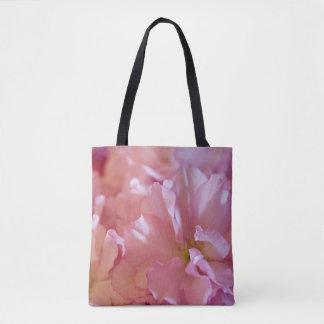 Crabapple Blossom Pink Spring Flowers Tote Bag
