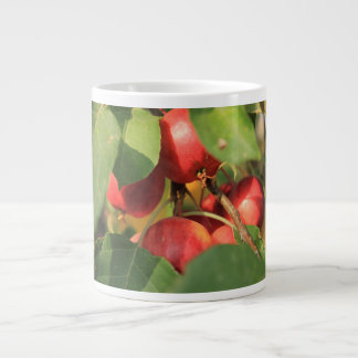 Crabapples Large Coffee Mug