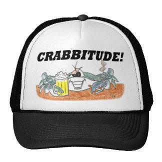 Crabbitude Hat