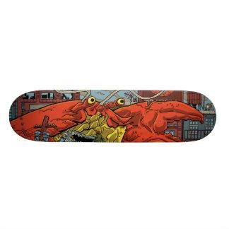 Crabboard Skate Board