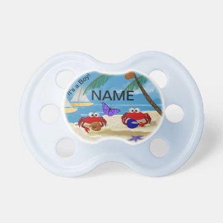 Crabby Baby Pacifier BooginHead Pacifier
