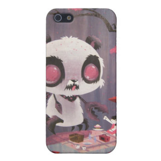 Crabby Bear- Paper, Rock, Claws. iPhone SE/5/5s Cover