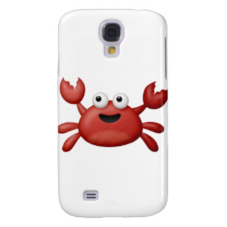 Crabby Samsung Galaxy S4 Cover