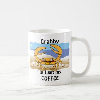 Crabby Coffee Mug
