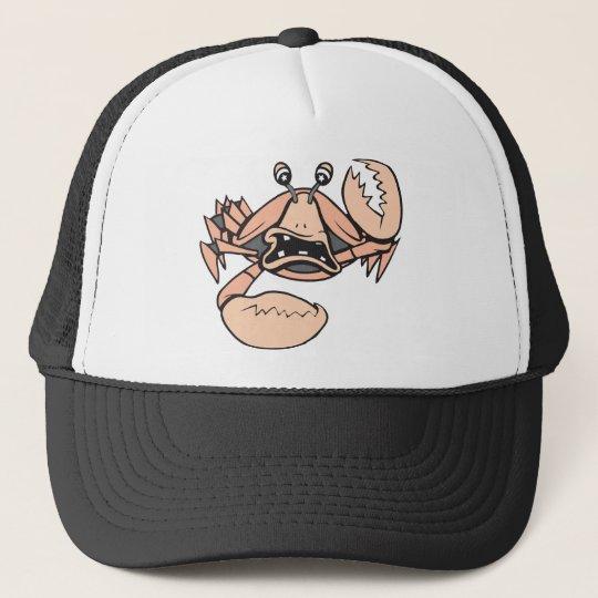 crabby!  Customizable! Trucker Hat
