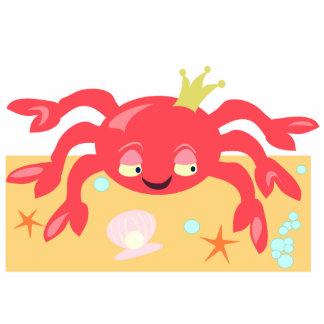 Crabby Cutout Sculpture