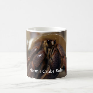 crabby, Hermit Crabs Rule! Coffee Mug