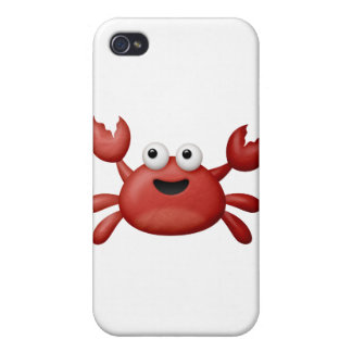 Crabby Case For iPhone 4