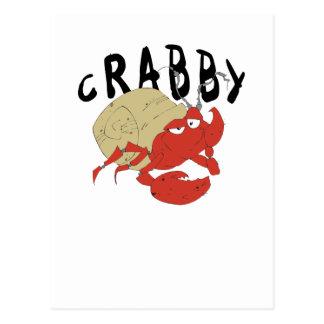 Crabby Kids Post Card