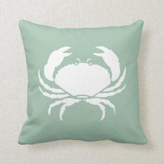 Crabby pillow
