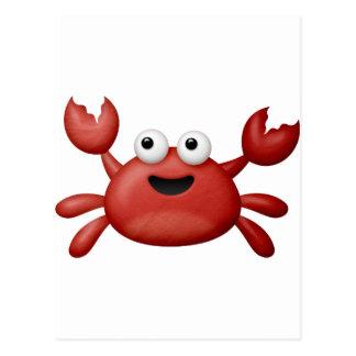 Crabby Postcard