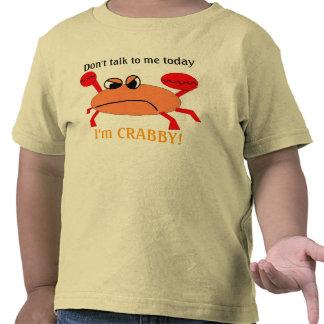 Crabby! Tee Shirts