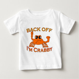 Crabby Time Baby T-Shirt