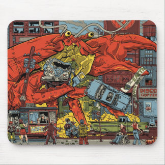 Crabpad Mouse Pad