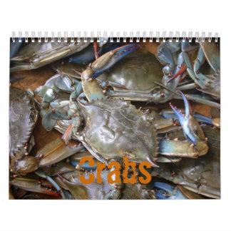Crabs (2010 calendar) calendar