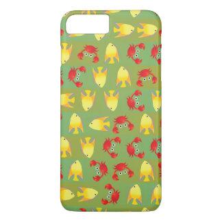 Crabs and fish iPhone 8 plus/7 plus case