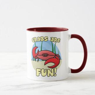 Crabs are Fun Mug