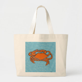Crabs (Maryland, Gulf and East Coast).jpg Large Tote Bag