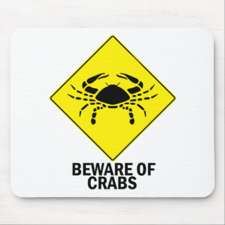 Crabs Mouse Pad