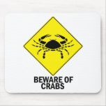 Crabs Mouse Pads