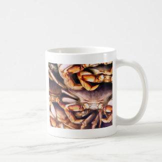 Crabs_ Classic White Coffee Mug
