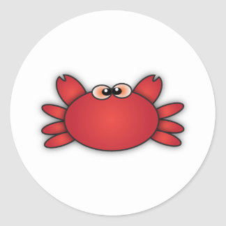 Crabs One Stickers