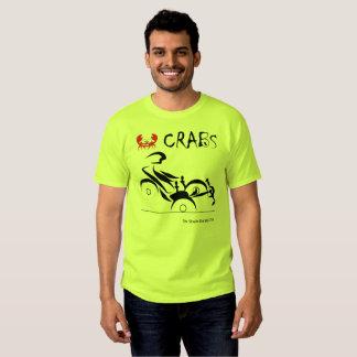 CRABS Trikes T-shirt