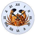 ¡Crabtime! Relojes De Pared
