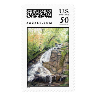 Crabtree Falls Postage