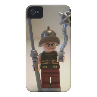 'Cracalla the Gladiator' Custom Minifigure iPhone 4 Case-Mate Case