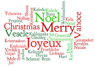 Romanian cards zazzle merry christmas in romanian rf holiday card m4hsunfo