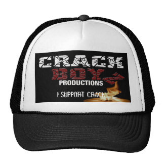 Crack Boys Hat
