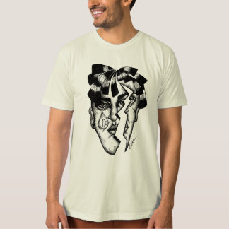 Crack Head T-Shirt Natural
