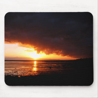 Crack In The Earth Mouse Pad