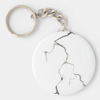 Crack Keychain