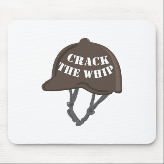 Crack The Whip Mouse Pads