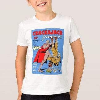 Crackajack Funnies T-Shirt